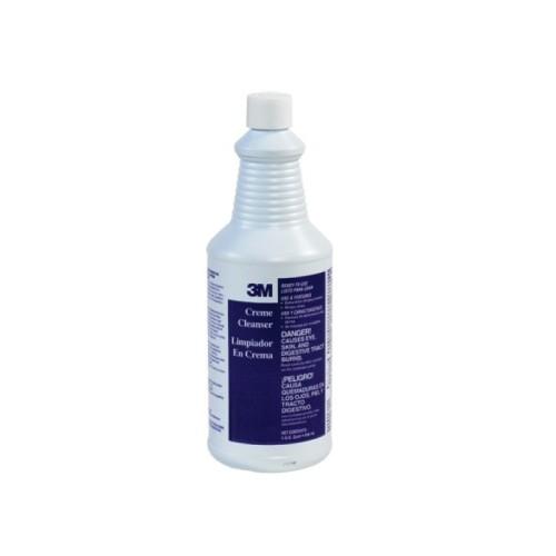 Foto Produk 3M Creme Cleanser Ready-to-Use, Quart, 12/case - Menghilangkan karat dari 3M