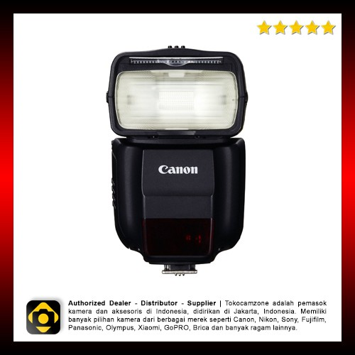 Foto Produk Canon Speedlite 430EX III dari Tokocamzone