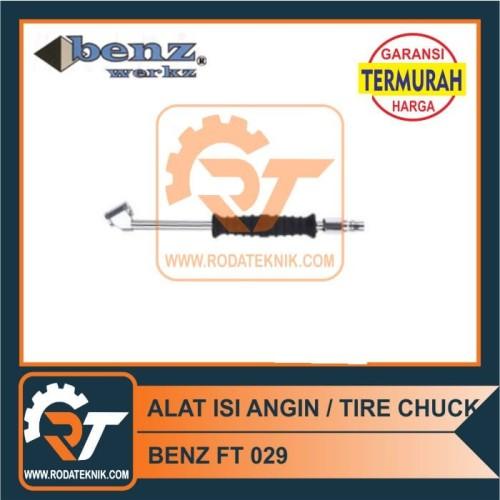 Foto Produk TERMURAH - ALAT ISI ANGIN BAN MOBIL / TRUCK BENZ FT 029 TIRE CHUCK dari Roda Teknik