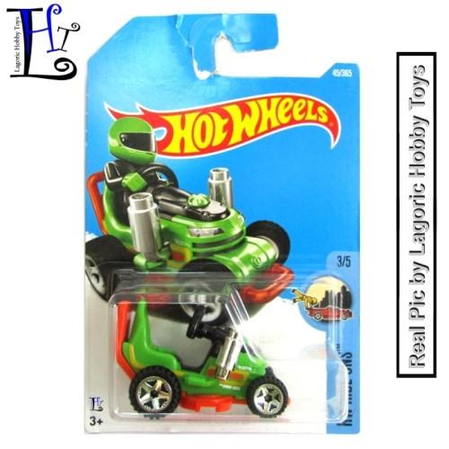 Foto Produk Die Cast HotWheels Grass Chomper dari Lagoric Hobby Toys