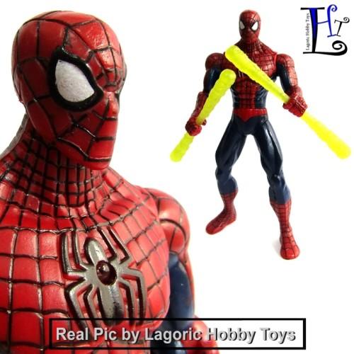 Foto Produk Marvel 7inKO Spiderman Amazing RL Spidei B dari Lagoric Hobby Toys