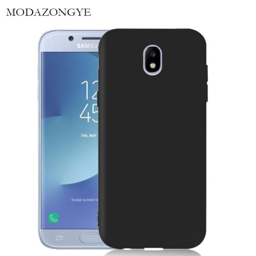 Foto Produk Case Slim Silicone Matte Soft Casing Samsung J7 pro|J5 pro|J3 pro 2017 dari KortingStore