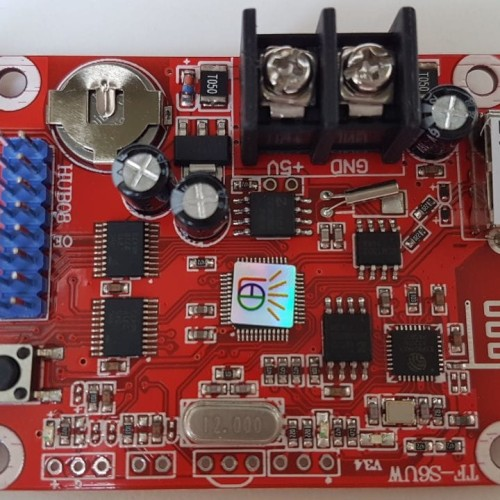 Foto Produk Pengganti TF-SW 100% Original PowerLED TF-S6UW support 1280x16;640x32 dari Pusat Grosir LED
