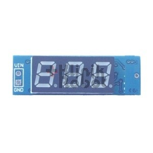 Foto Produk KR20195 4.5~35 Volt DC Voltmeter (Accuracy 0.1Volt DC) dari KlinikRobot