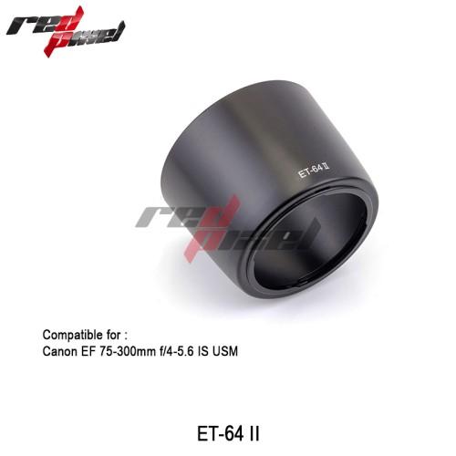 Foto Produk LENS HOOD ET-64 II FOR CANON EF 75-300M IS USM dari redpixelshop