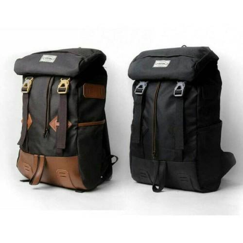 Foto Produk visval raga brown | tas punggung | laptop | coklat dari Campur Shop
