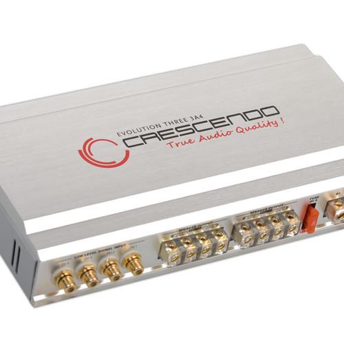 Foto Produk Crescendo Evolution 3A4 - 4ch Amplifier dari Crescendo Audio