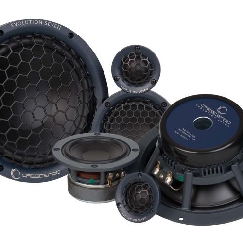 Foto Produk Crescendo Evolution 7S3 - 3way speaker dari Crescendo Audio