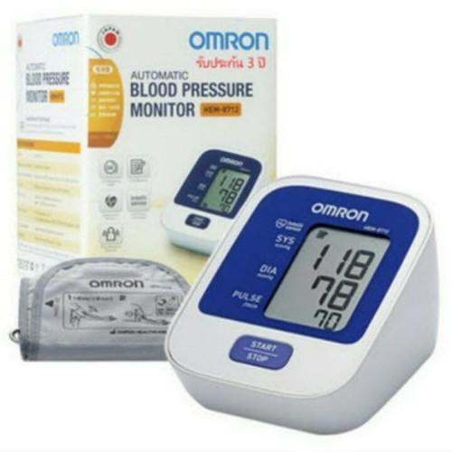 Foto Produk Alat Ukur Tekanan Darah Digital / Tensi / Omron HEM-8712 Tensimeter dari Trinada