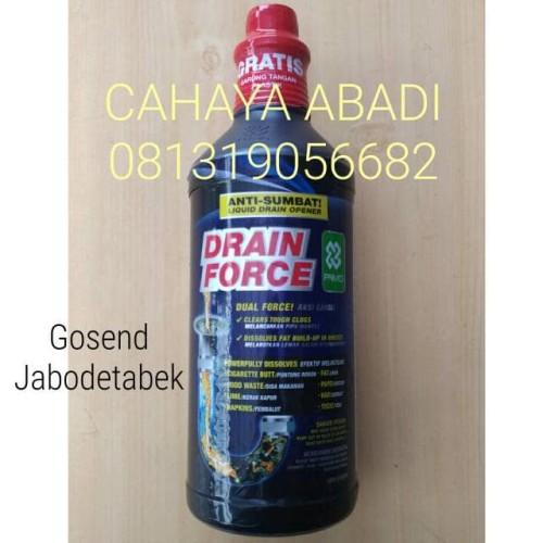 Foto Produk ANTI SUMBAT DRAIN FORCE 2KG dari CAHAYA ABADI JKT