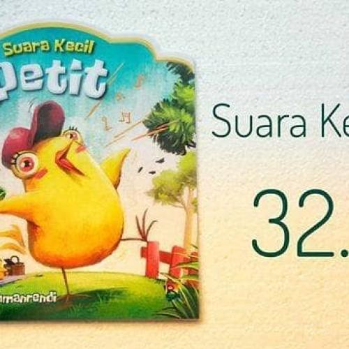 Foto Produk buku cerita anak - seri baby animals - suara kecil petit dari Bestari Book Store