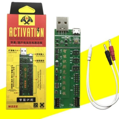 Foto Produk W222 Phone Battery Activation Charge Board For Android IPhone dari SPAREPARTHP
