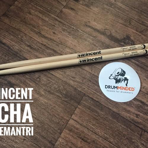 Foto Produk Wincent Echa Soemantri Signature Drumstick dari drumminded