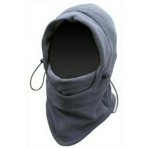 Foto Produk Masker Polar Balaclava PLAVA Warna Abu - Abu Scraff Ninja Multifungsi dari TheTrip Buff