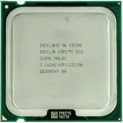 Foto Produk PROCESSOR INTEL CORE2 DUO E8500 dari izy comp
