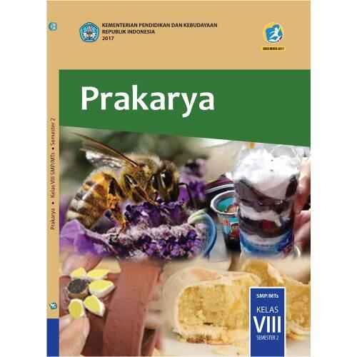 Foto Produk  Buku Siswa Kelas 8 Prakarya Semester 2 dari sbybooksonline