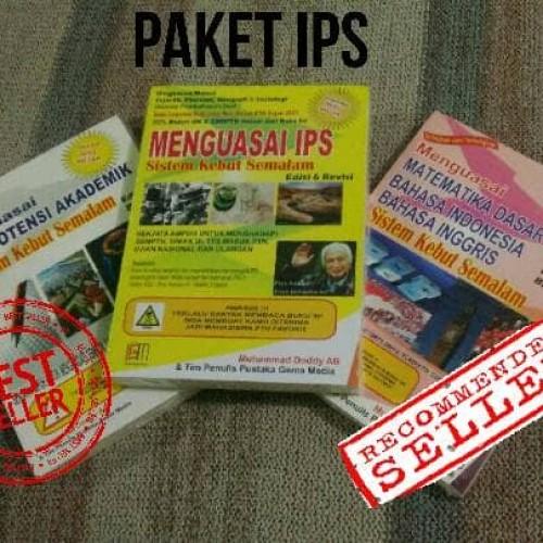 Foto Produk Buku Paket IPS, dari denny gema media