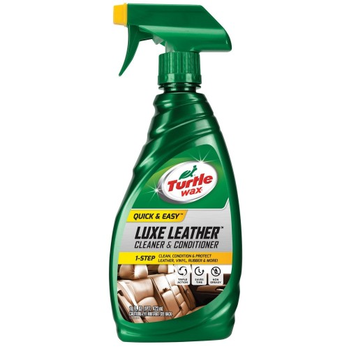 Foto Produk Turtle Wax LUXE LEATHER CLEANER & CONDITIONER 473 mL dari Turtle Wax