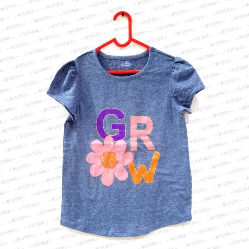 Foto Produk Grow Flowery Kaos Anak Perempuan dari Witstoria