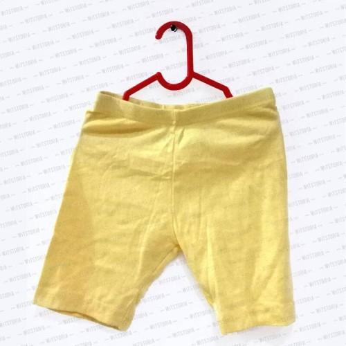 Foto Produk Short Yellow Legging for Kids dari Witstoria