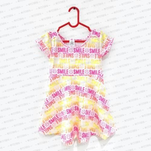 Foto Produk Bright Smiley Dress Anak Perempuan dari Witstoria