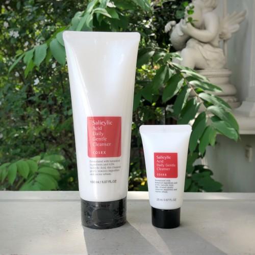 Foto Produk 20ml Travel / Tester Size COSRX Salicylic acid  Daily Gentle Cleanser dari Seoul Beauty