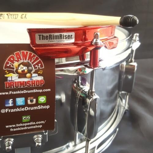 Foto Produk RimRiser RRU1310RD - Red Sparkle Cross Stick Performance Enhancer dari FrankieDrumShop