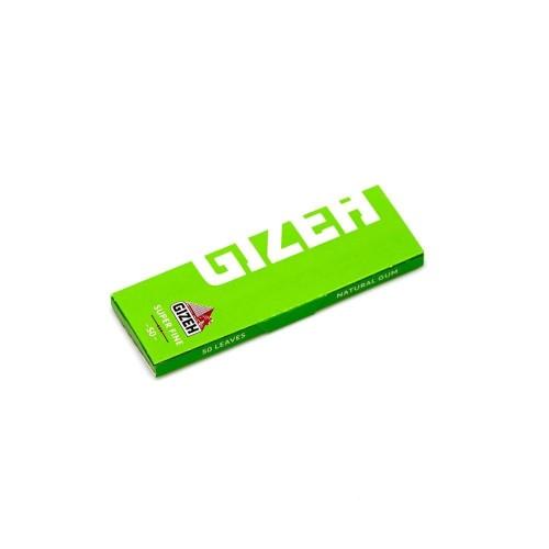 Foto Produk Papir Gizeh Super Fine Regular Size (50 lembar) Kertas Linting Rokok dari Javan Cigars