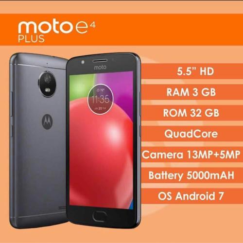 Foto Produk Motorola Moto E4 Plus 4G LTE dari MauCantiQ