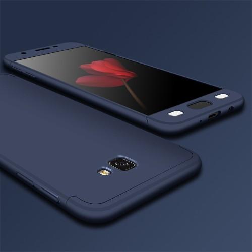Foto Produk 360 protection slim matte case Samsung galaxy A5 2017 / A520 - Hitam dari importking