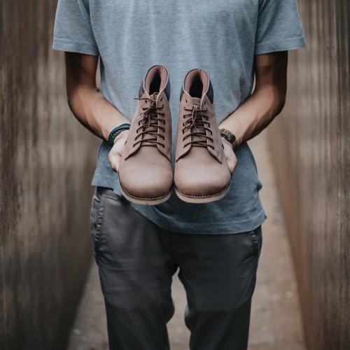 Foto Produk Sepatu Boots pria JFW ALEXION dari Bokangco Store