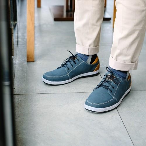 Foto Produk Sepatu Pria Casual/Trendy JFW Ankona Blue dari Bokangco Store