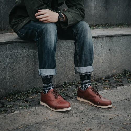 Foto Produk Sepatu Casual Pria JFW Boston dari Bokangco Store