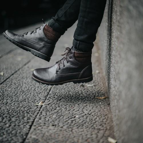 Foto Produk Sepatu Boots Pria JFW Chester dari Bokangco Store