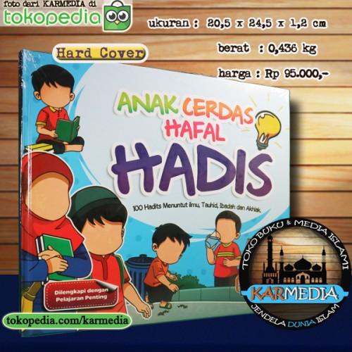 Foto Produk Anak Cerdas Hafal Hadis - Hadits - Perisai Quran Kids - Karmedia dari karmedia