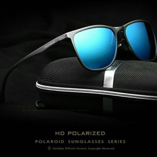 Foto Produk Kacamata sunglass fashion polarized Original Veithdia 6623 dari Sunglass Polarized