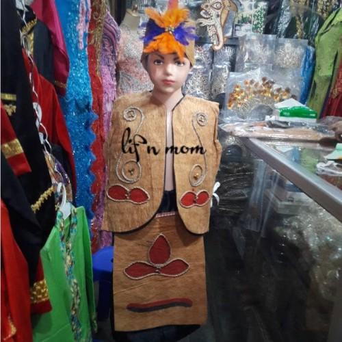 Foto Produk baju adat papua baju adat anak dari toko mujur dhowie