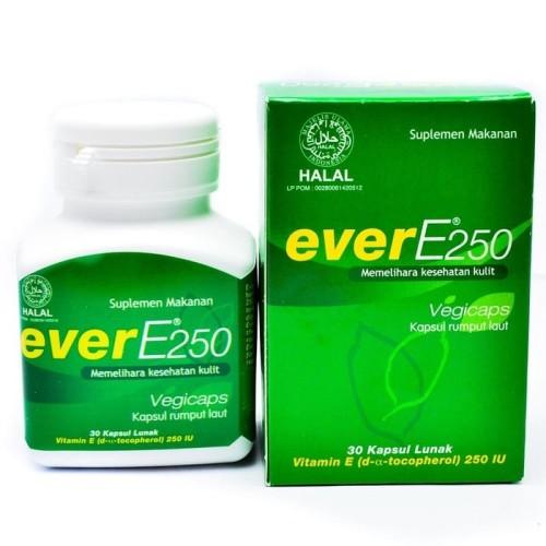 Foto Produk Ever E 250 Vitamin E untuk Kulit dan Kesuburan dari azzahrashop