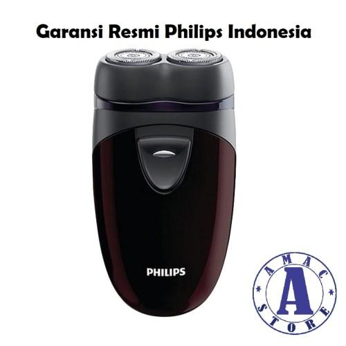 Foto Produk Philips PQ206 Shaver Electric Alat cukur - PQ 206 Garansi Resmi dari amac store