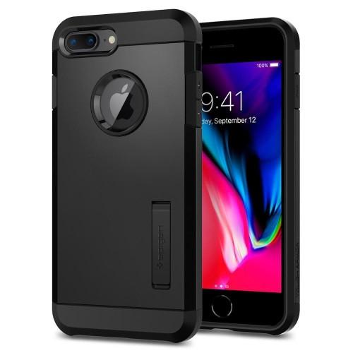 Foto Produk Spigen iPhone 8 Plus/7 Plus Case Tough Armor 2 Black 055CS22246 dari Spigen Indonesia