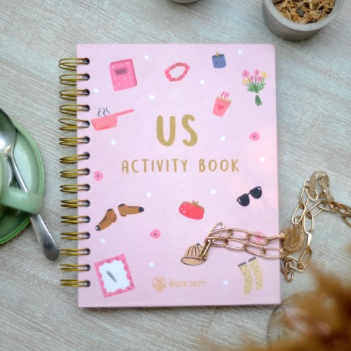 Foto Produk US Activity Book dari The Bride Dept