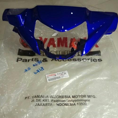 Foto Produk Batok Lampu Depan Vega ZR Biru dari New Buana Motor