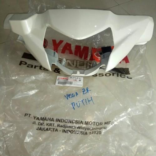 Foto Produk Batok Lampu Depan Vega ZR Putih dari New Buana Motor