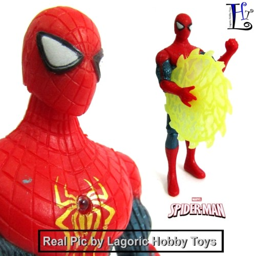 Foto Produk Marvel 6inchKO Spiderman C (Spiderman 2015 Series) dari Lagoric Hobby Toys
