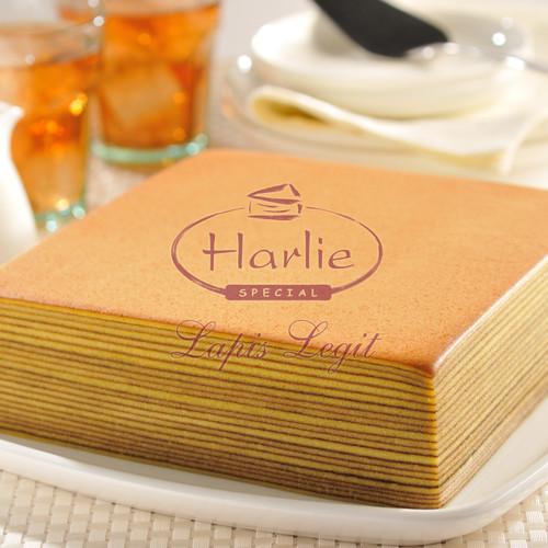 Foto Produk Harlie Lapis Legit Butter Uk. 20x20 ( satu loyang - 20 x 20 ) dari HARLIE LAPIS LEGIT