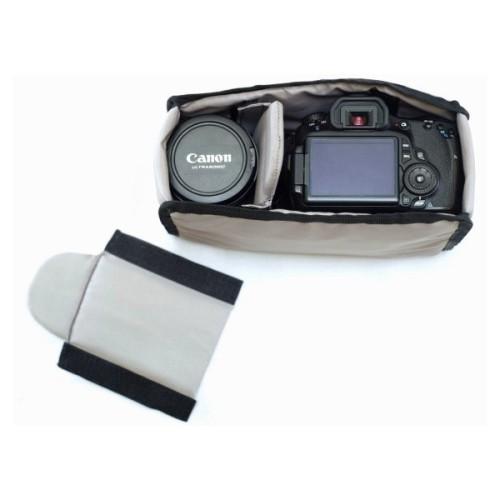 Foto Produk Kantong Kamera DSLR Sekat Softcase Compartment Insert dari aksesorismira