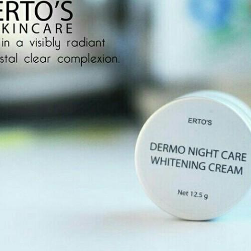 Foto Produk Ertos krim malam erto's night cream dari Toko Qianzi
