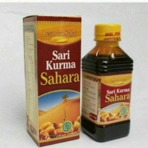 Foto Produk Sari Kurma Sahara dari wahono herbal