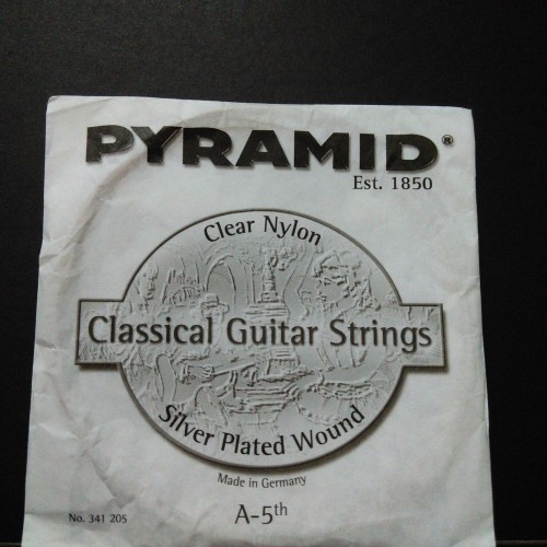 Foto Produk Pyramid Classical Guitar String dari Cadenza Music