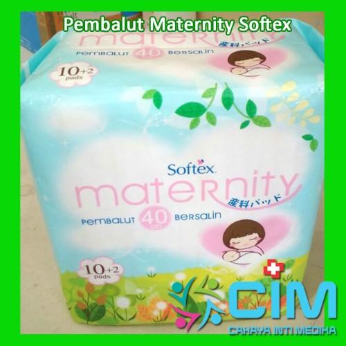 Foto Produk Pembalut Maternity Bersalin Softex  dari Cahaya Inti Medika